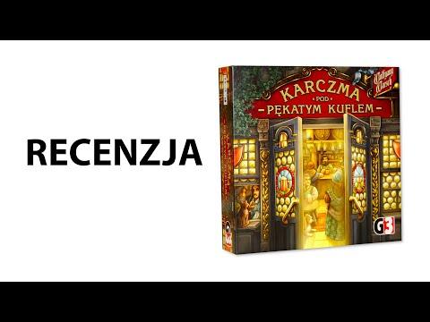 Karczma Pod Pękatym Kuflem - Recenzja - Gra Planszowa