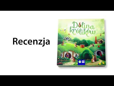 Dolina Królików - Gra Planszowa - Recenzja