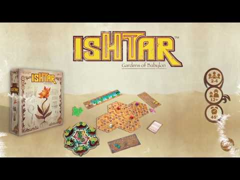 Ishtar - zwiastun