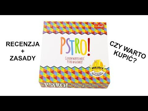 PSTRO! - Recenzja gry planszowej