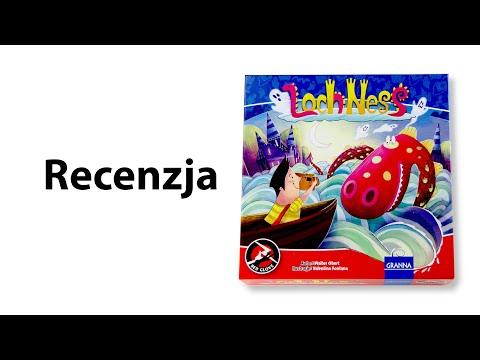 Loch Ness - Gra Planszowa - Recenzja