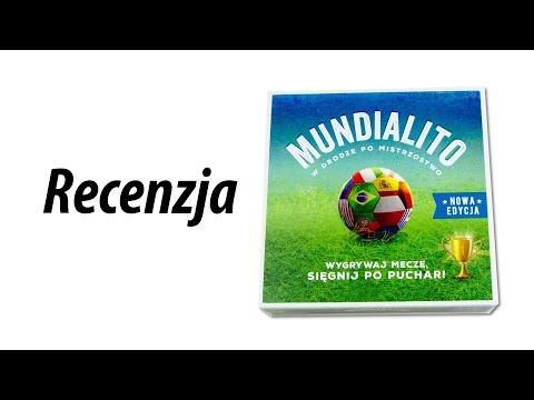 Mundialito - Gra Planszowa - Recenzja